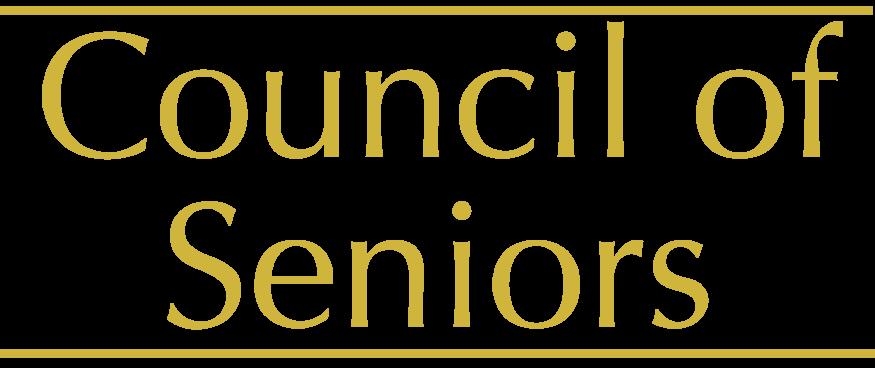 Council of Seniors